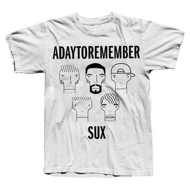 A Day To Remember White Sux Tee