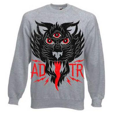 A Day To Remember Heather Grey Tiger Style Sweatshirt