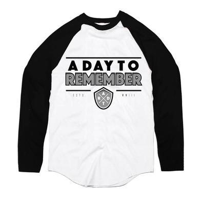 A Day To Remember RAIDERS Baseball Shirt