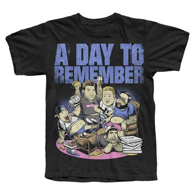 A Day To Remember HEAVIEST POP BAND TEE