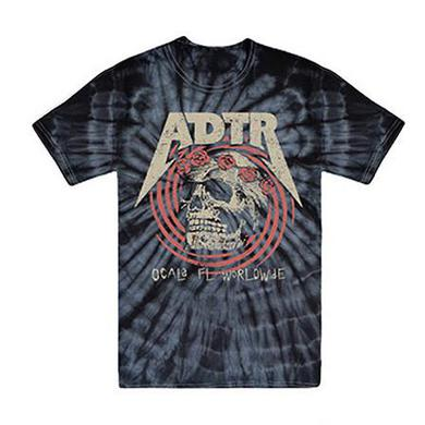 A Day To Remember OCALA WORDWIDE TIE DYE TEE