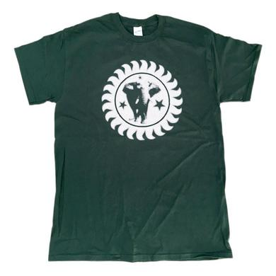 The Brand New Heavies Green Logo T-Shirt