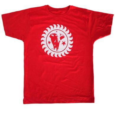 The Brand New Heavies Red Logo T-Shirt