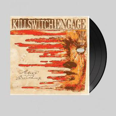 Killswitch Engage Alive Or Just Breathing LP (Vinyl)