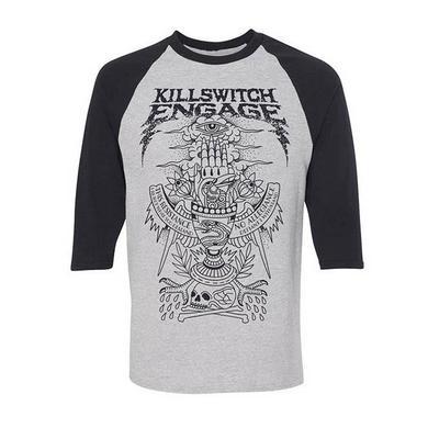 Killswitch Engage RESISTANCE BASEBALL SHIRT