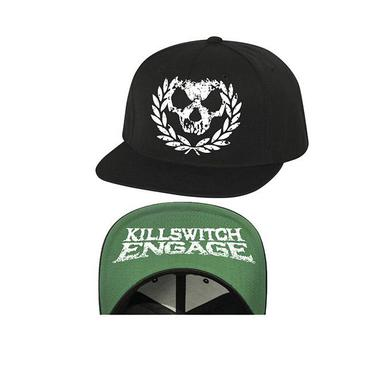Killswitch Engage SKULL WREATH CAP