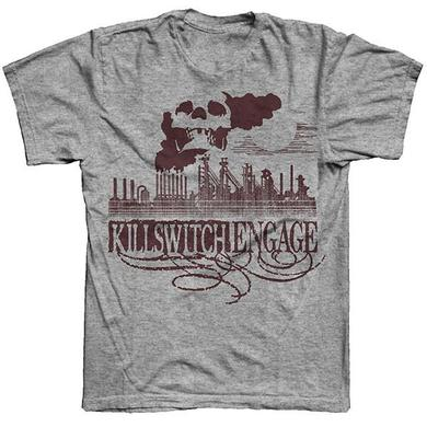 Killswitch Engage Sport Grey Factory T-Shirt