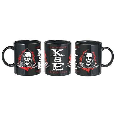 Killswitch Engage Black Heavy Drinking Mug