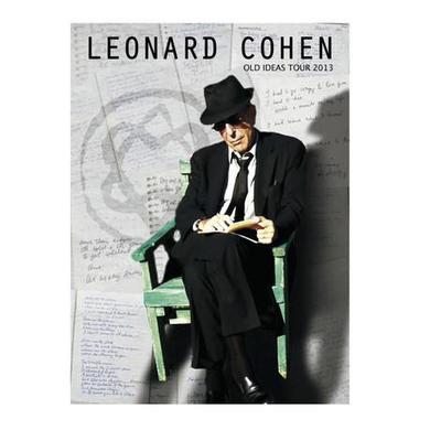 Leonard Cohen Tour 2013 Programme