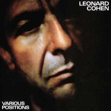 Leonard Cohen VARIOUS POSITIONS