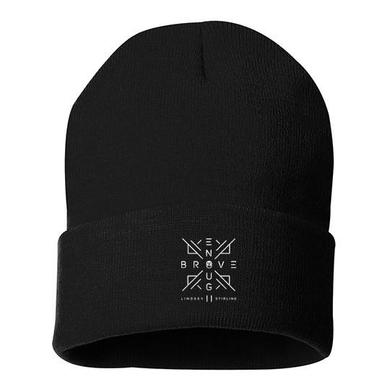 Lindsey Stirling BRAVE ENOUGH BEANIE HAT