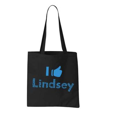 Lindsey Stirling Thumbs Up Shopper Bag