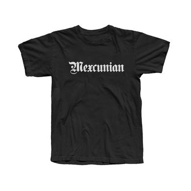 MEXRRISSEY MEXCUNIAN BLACK T-SHIRT