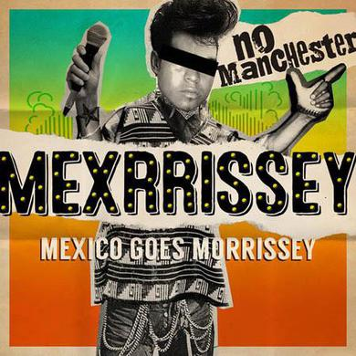 MEXRRISSEY No Manchester Album Poster