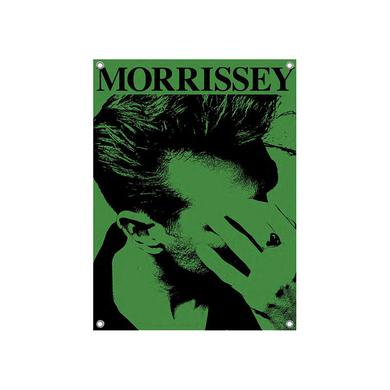 Morrissey GREEN SHYNESS FLAG (24X36 INCHES)