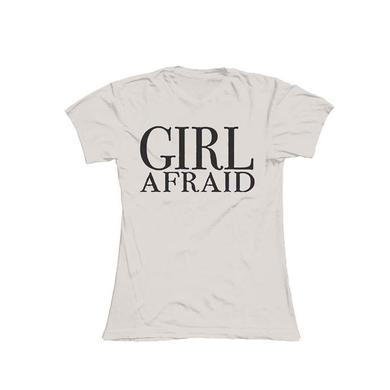 Morrissey GIRL AFRAID SAND LADIES T-SHIRT