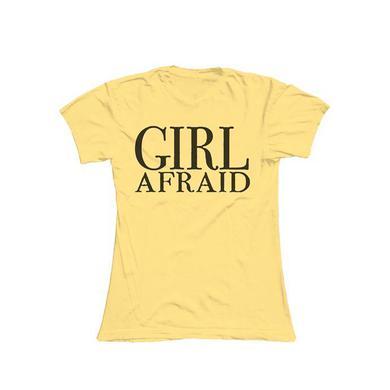 Morrissey GIRL AFRAID DAISY LADIES T-SHIRT