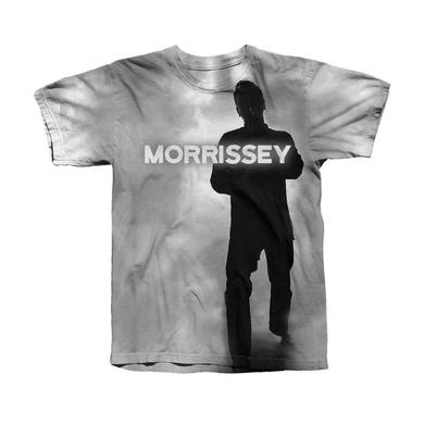 Morrissey WHITE SMOKE SILHOUETTE TEE