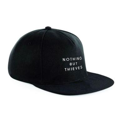 Nothing but Thieves LOGO BLACK SNAPBACK CAP