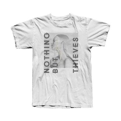Nothing but Thieves WHITE 2018 TOUR T-SHIRT