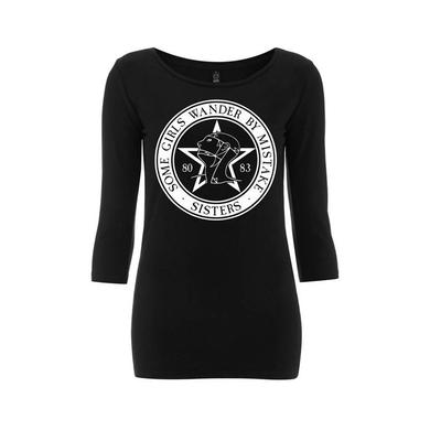 Sisters Of Mercy SOME GIRLS WANDER LADIES L/S TEE