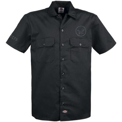 Sisters Of Mercy NEW DICKIES Workshirt Black