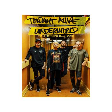 Tonight Alive Tour Poster