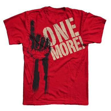 Turisas Red One More T-Shirt