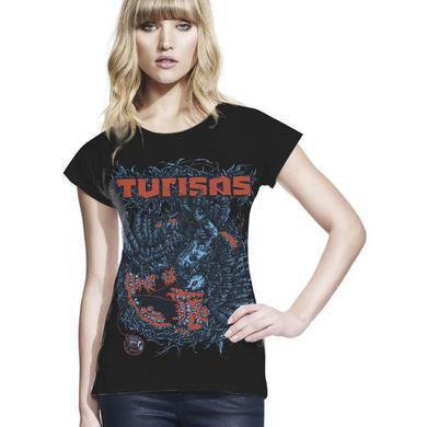 Turisas Troy Town Ladies T-Shirt
