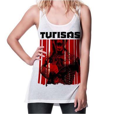Turisas White Album Ladies Vest