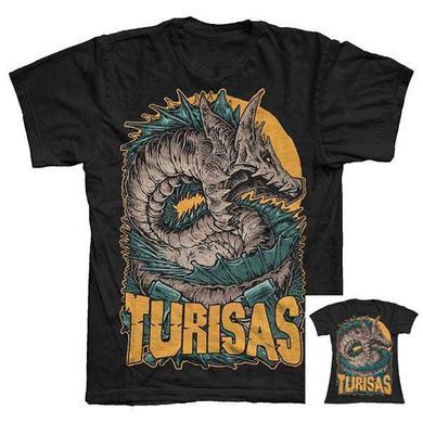 Turisas Black Sea Creatures Mens & Womens T-Shirt