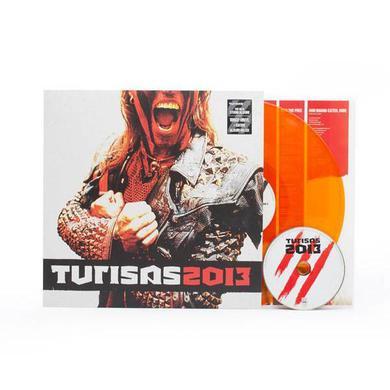 Turisas 2013 (orange LP+CD) Ltd Edition (Vinyl)
