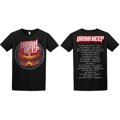 Uriah Heep PHOENIX TOUR TEE