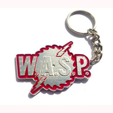 W.A.S.P Sawblade Keyring