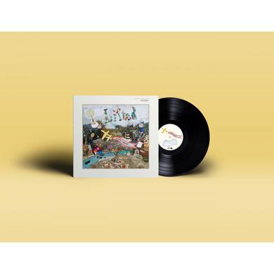 Israel Nash Lifted Black Vinyl Album LP