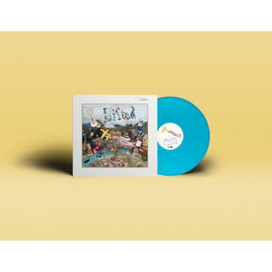 Israel Nash Lifted Ltd Edition Blue Vinyl Album Heavyweight LP