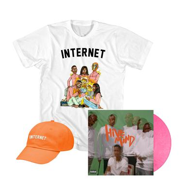 The Internet HIVE MIND LP + TEE + HAT BUNDLE