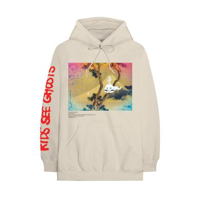 Kanye West KIDS SEE GHOSTS HOODIE V2 + KSG ALBUM