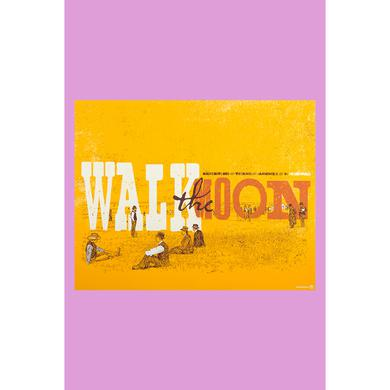 Walk The Moon Lawrence, KS (3/26/2015) Poster