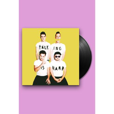 Walk The Moon Talking Is Hard LP (Vinyl)