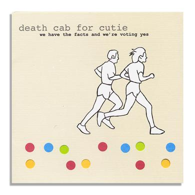 Death Cab For Cutie We Have the Facts and We're Voting Yes LP (Vinyl)