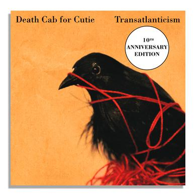 Death Cab For Cutie Transatlanticism 2XLP