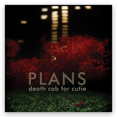 Death Cab For Cutie Plans LP (Vinyl)