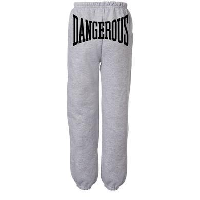 Ariana Grande Dangerous Grey Sweatpants