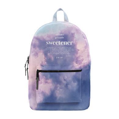 Ariana Grande Sweetener Backpack + Album