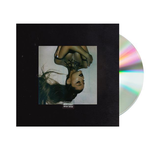 Ariana Grande thank u, next cd + digital album