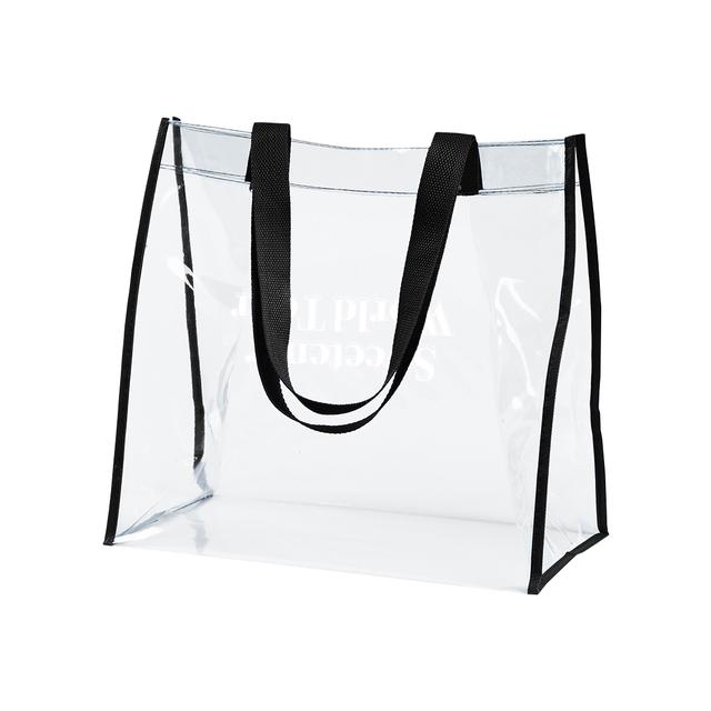 Ariana Grande Sweetener Tour Clear Tote Bag