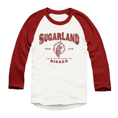 Sugarland Unisex Raglan