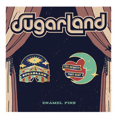 Sugarland Enamel Pin Set