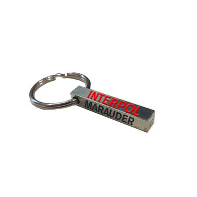 Interpol Marauder Keyring
